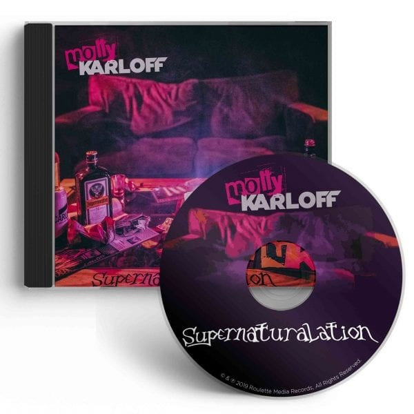 Supernaturalation CD EP
